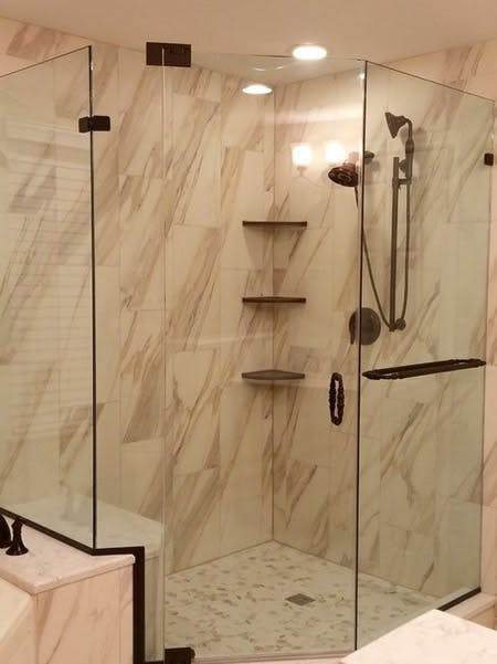Shower. Fitzgerald Home Furnishings