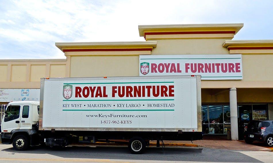 Delivery Information | Royal Furniture And Design Furniture Delivery | Key  West, Marathon, Key Largo Florida