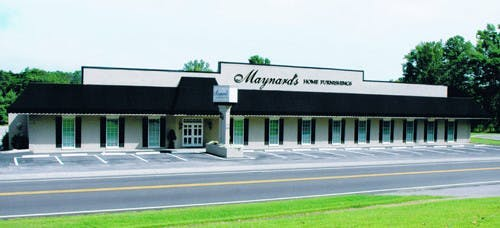Our Locations Maynard S Home Furnishings Piedmont And
