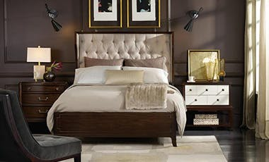 Charming Shop Bedroom