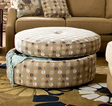 Monsella Designs Ottoman