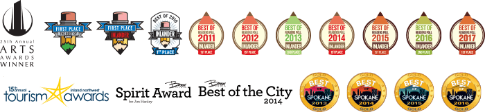 Incroyable ... Best Furniture Store, Spokane Tourism Board 2014 Rockinu0027 Retailer Of  The Year, Best In Class Overall U0026 Peopleu0027s Choice Award For The 2015 Home  Builderu0027s ...