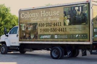 Services. Rateusicon; Facebookicon. Colony House Furniture