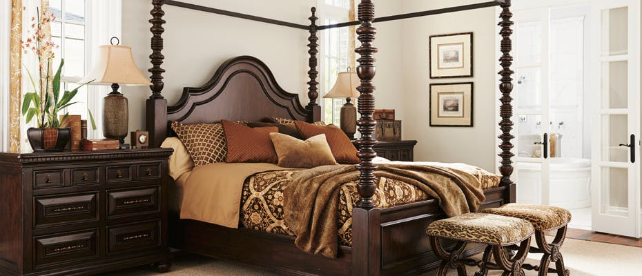 . Bedroom   Louis Shanks Fine Home Furnishings