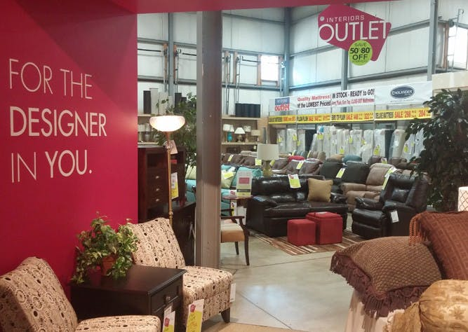 Interiors Outlet