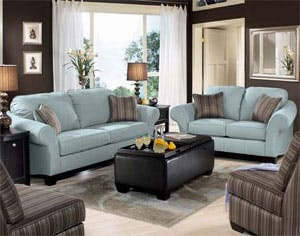 Ashley Signature Upholstery, Samuel Frederick Fine Furniture Paragon Collection, 179-10-1629