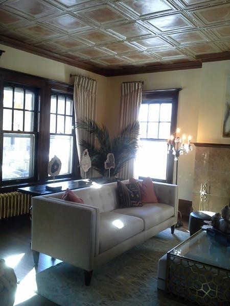 Custom Window Treatments Warren Barnett Interiors