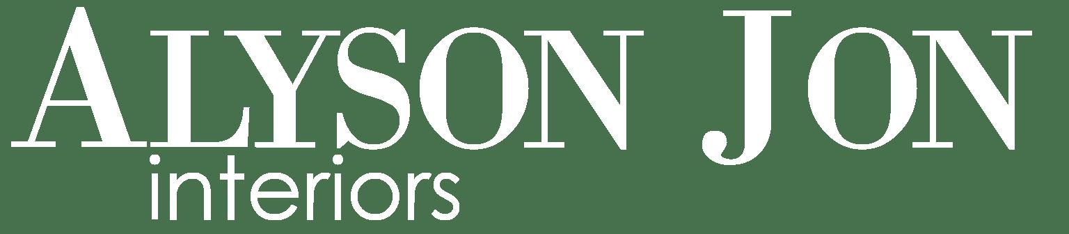 Marvelous Alyson Jon Interiors