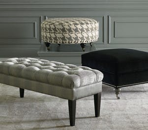 Ottomans/Benches