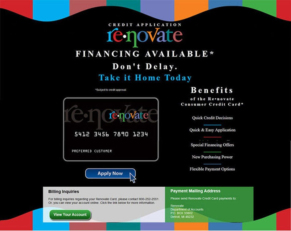 financing - Home Furniture Financing