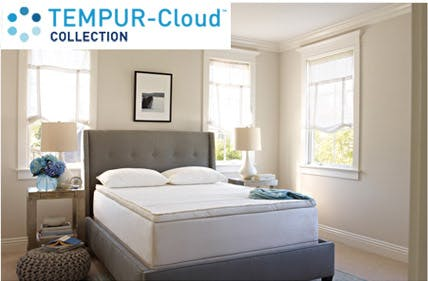 Tempur-Pedic Cloud Collection Mattresses