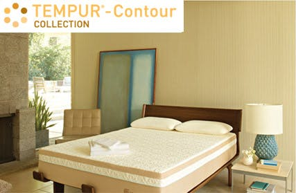 Tempur-Pedic Contour Collection Mattresses