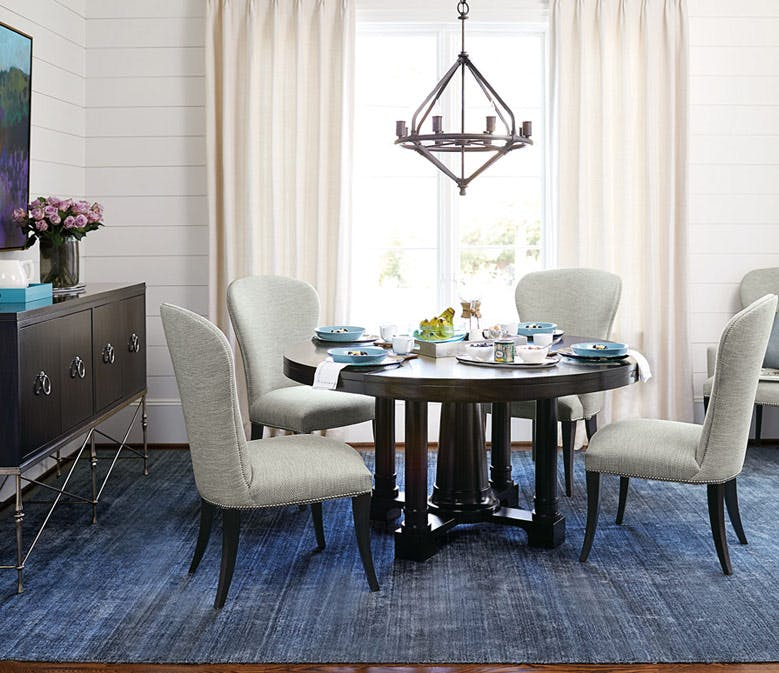 Charmant Dining Room Banner