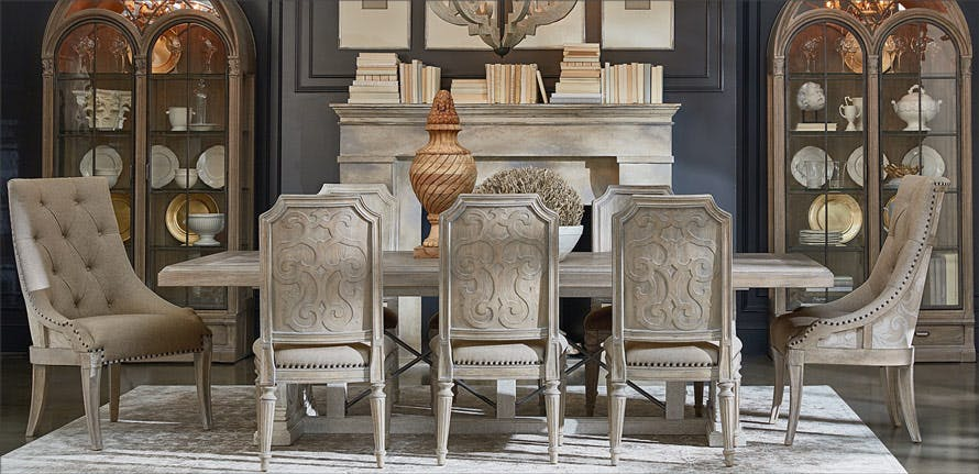 Arch. Salvage Is A Whole Home Furniture Collection That Marries The  Timeless Beauty Of Traditional European Architectural Detailing With  Thoughtful ...