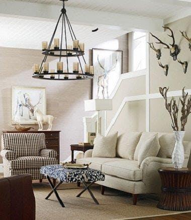 Beautiful Shop Living Room