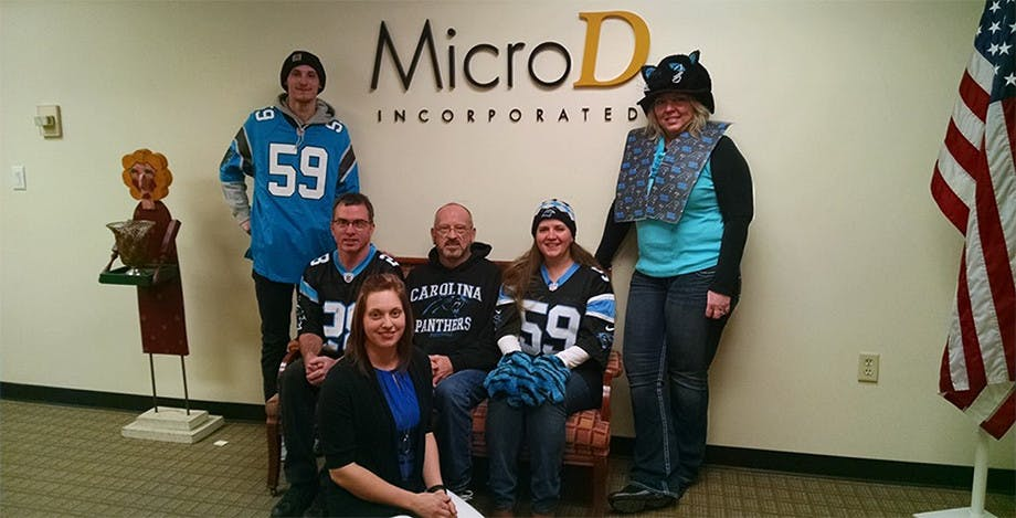 MicroD, Inc. Careers