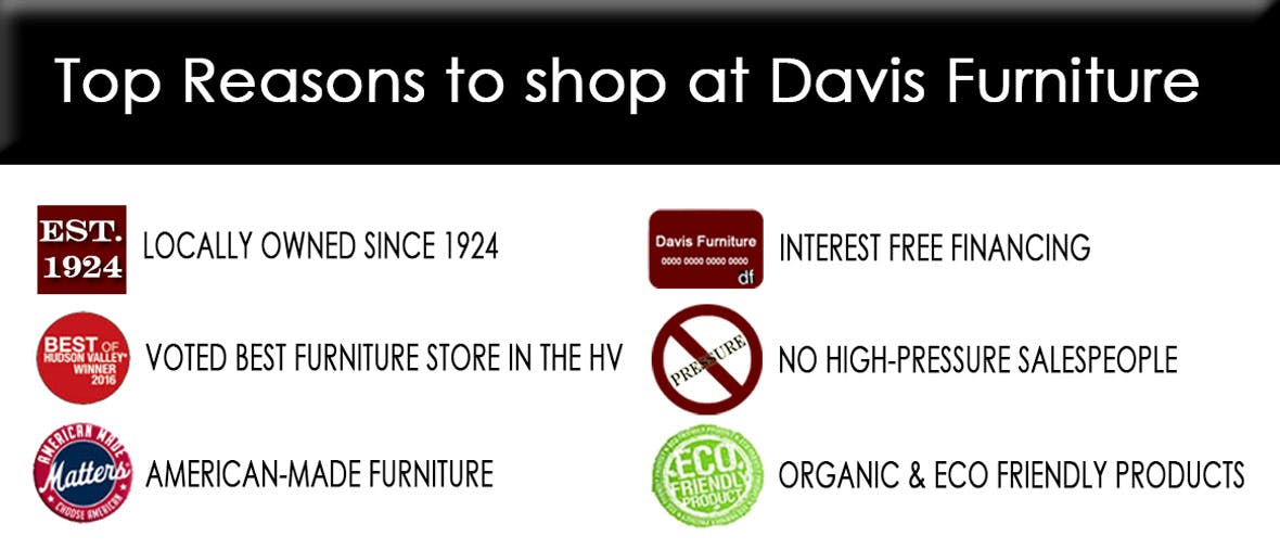 Doing Business Diffely Is What Sets Davis Furniture Apart From The Compeion We Are Locally Owned And Operated Without High Overhead Of Large