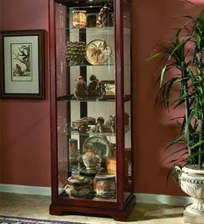 Cabinets and Curio Furniture in Cincinnati