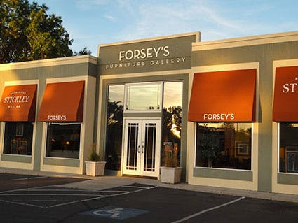 Attrayant About Forseys Furniture Galleries