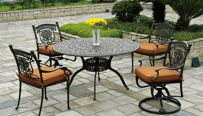 Shop Outdoor Dining Furniture Tropic Aire Patio South