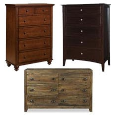 Chairs; Chests And Dressers