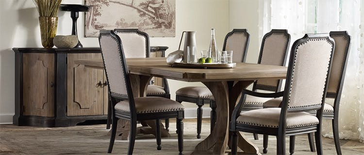 gorman's home furnishings & interior design - quality furniture Dining Room Table Chairs
