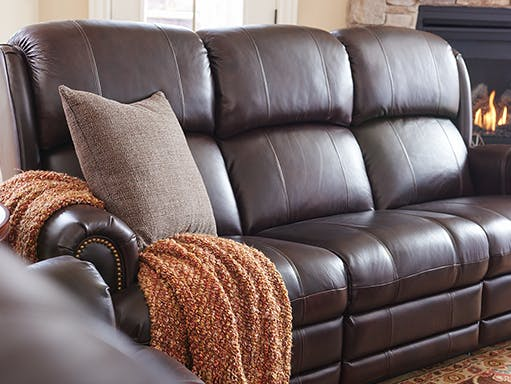 Furniture Fit For A King  And His Entire Castle Full Of Family. La Z Boy  Furniture Has Been The Leading Name In High Quality Leather Recliners For  The Home.