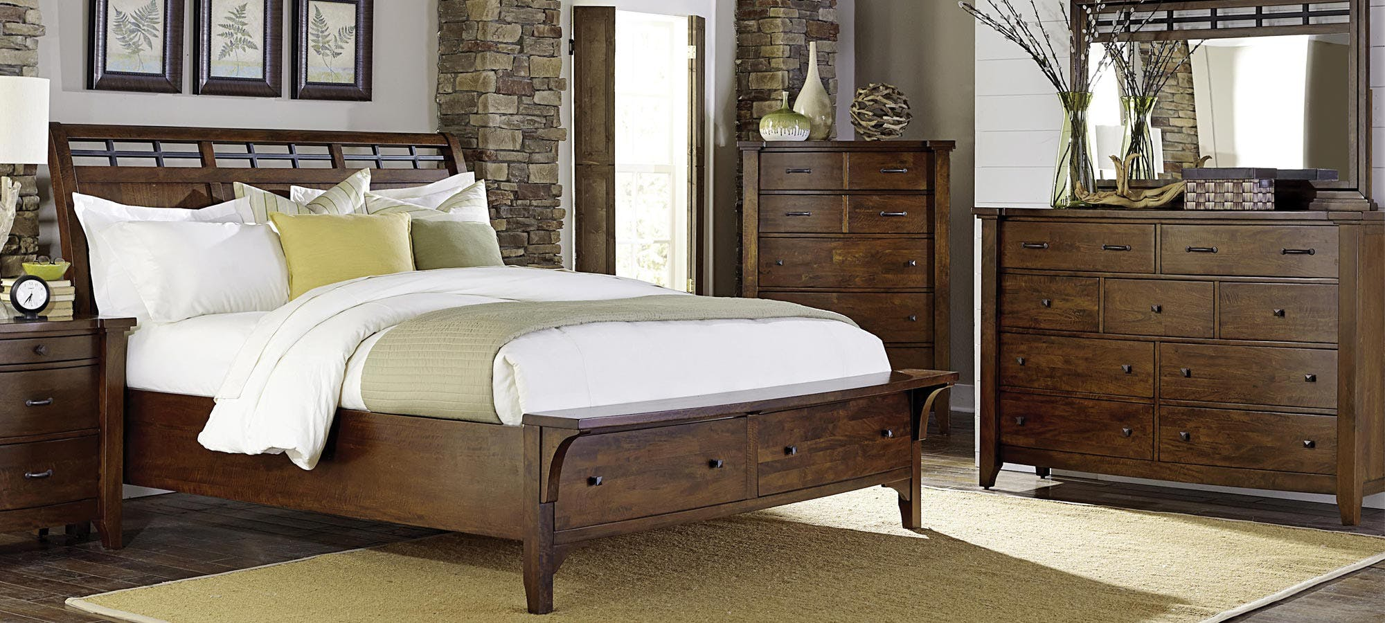 Shop For Bedroom Furniture In Cincinnati And Dayton OH