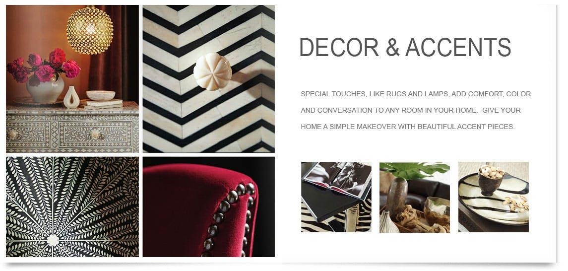 Home Decor & Accent Pieces