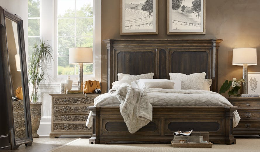 Inspired By The Most Beautiful Examples Of American Countryside Furniture S Hill Country Collection Imparts An Authentic Character