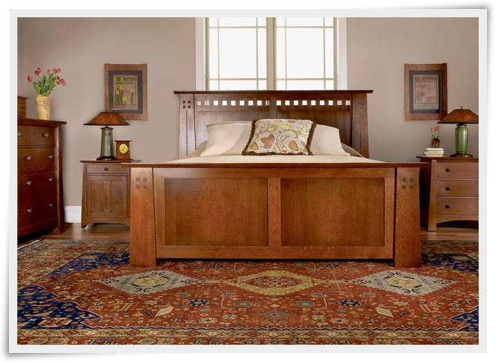 Stickley Furniture. Stickley Furniture Bed In Lancaster PA