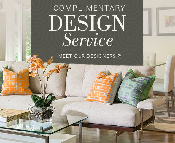 Complimentary Design Service