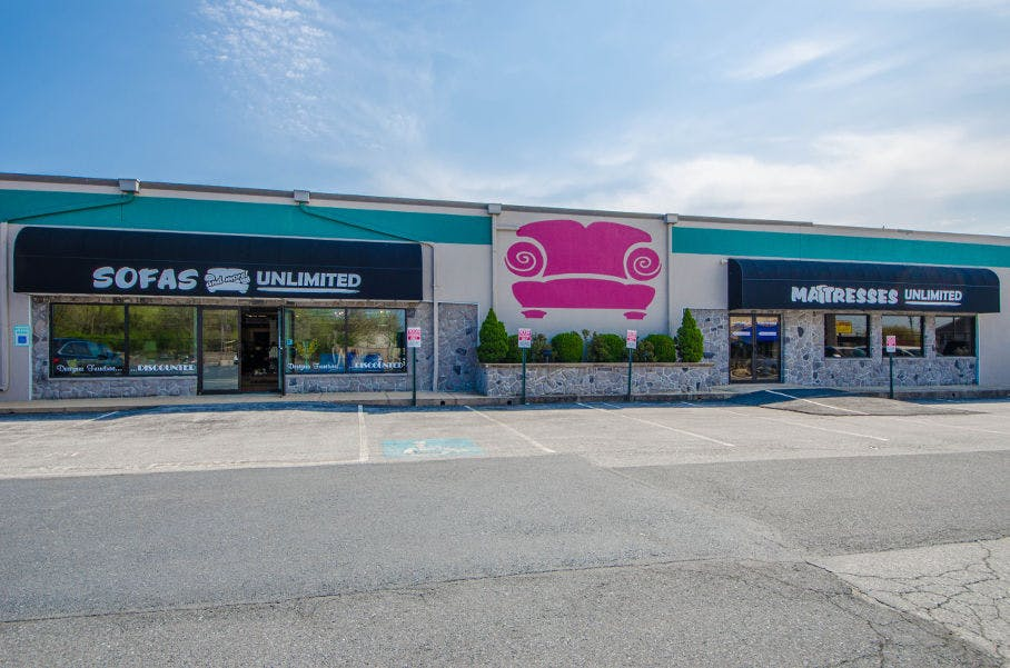 Sofa Unlimited Store Image