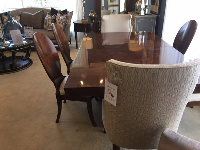 Century Omni Dining Table And Chairs Suggested Retail 2694000