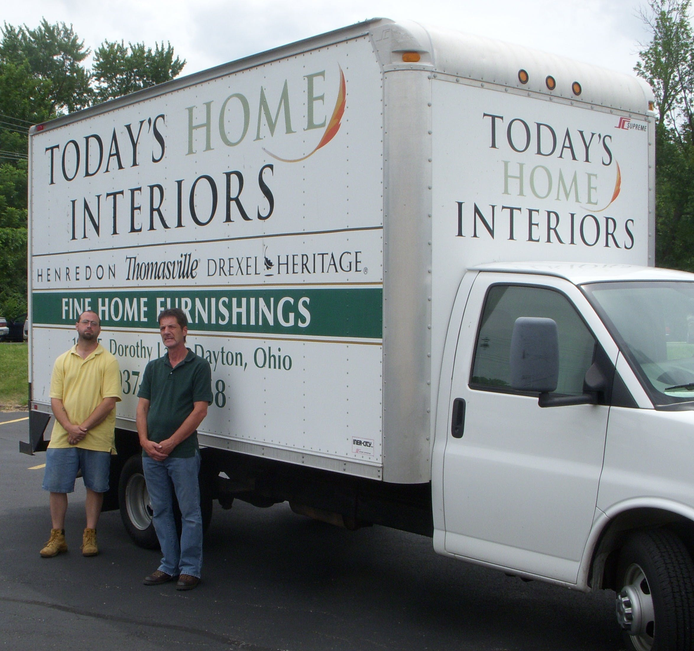 delivery team Interior Design Services  Dayton Today s Home