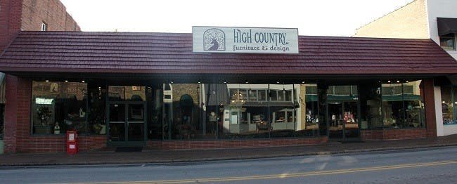 Locations High Country Furniture Design Waynesville