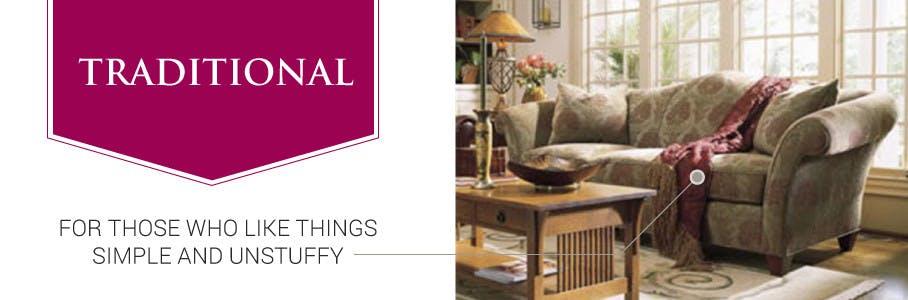 traditional interior design style & Interior Design Style Comparison u0026 Guide   INTERIORS