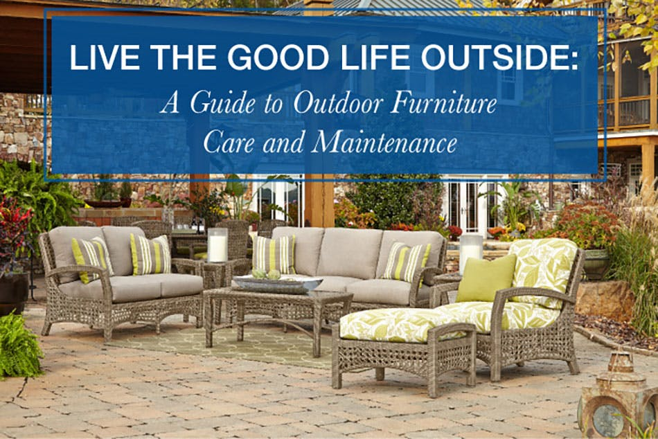 Outdoor Furniture Care
