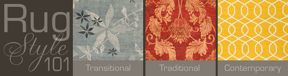 40a3ca1bfae Choosing a Rug Style: Transitional, Traditional or Contemporary