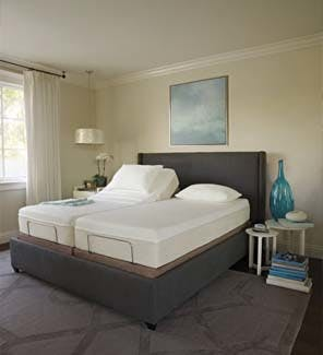 sleep tonight on the perfect mattress
