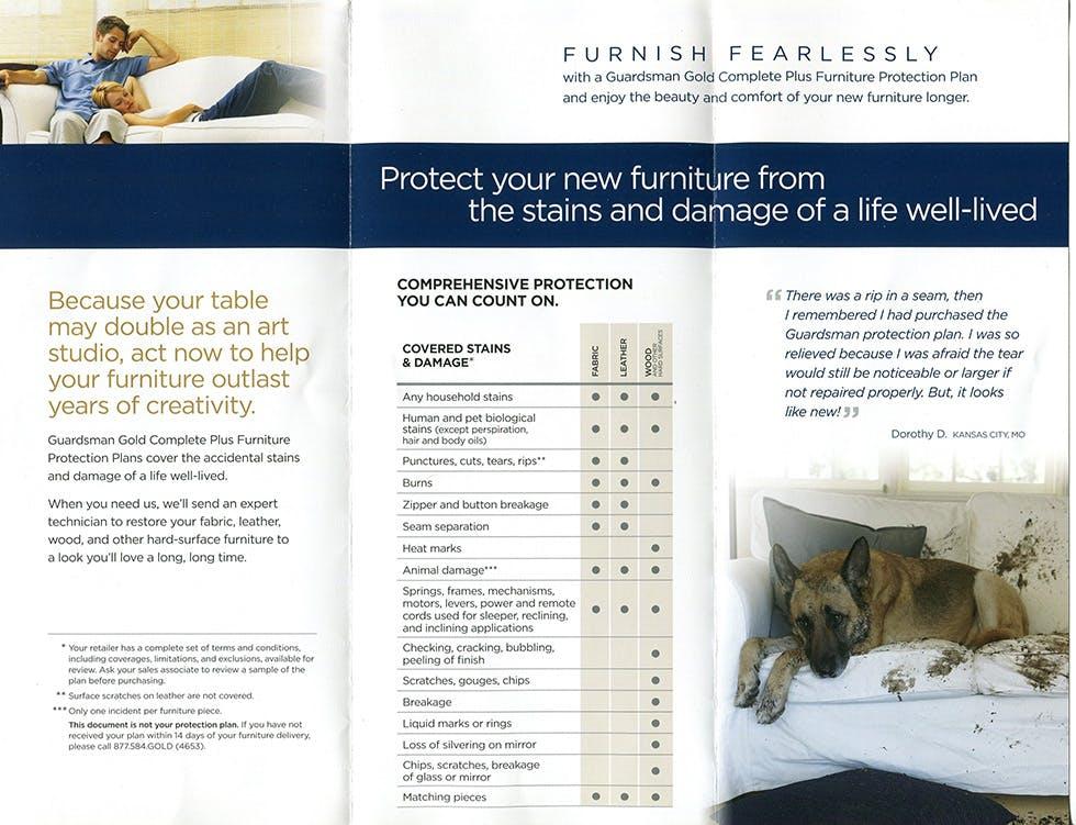Tremendous Protection Plan Gilliam Thompson Furniture Mayfield Ky Uwap Interior Chair Design Uwaporg
