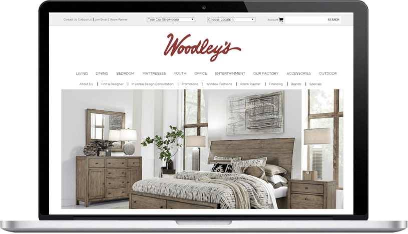 Woodley's Furniture