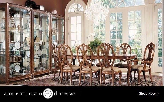 American Drew Furniture Lenoir Empire Furniture