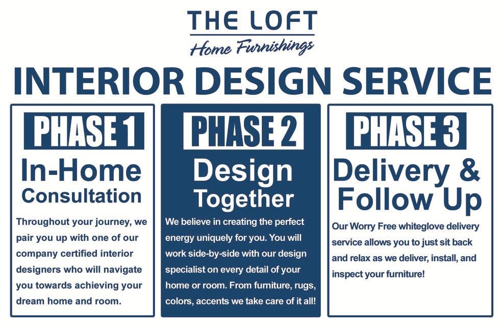 Interior Design Services   The Loft Home Furnishings   Paramus, NJ ...