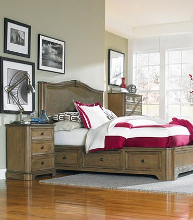 Elegant Shop Bedroom