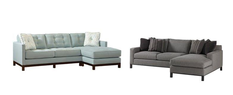Lexington Furniture Sectionals | von Hemert Interiors
