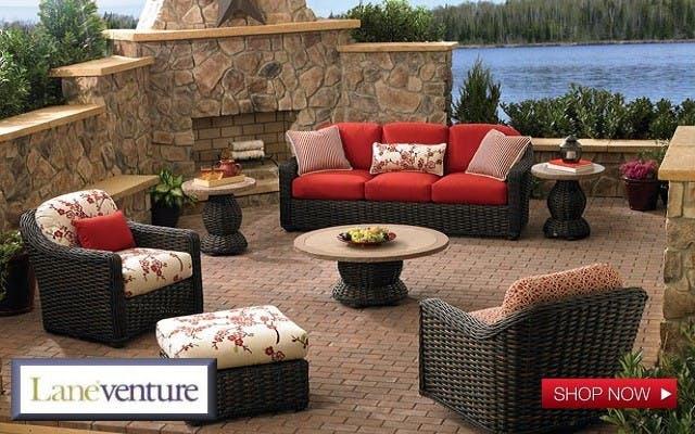 Lane-Venture - Lane Venture Outdoor Furniture Lenoir Empire Furniture