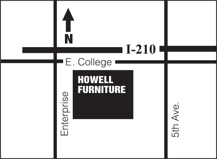 Lake Charles. Lakecharleslocation. Howell Furniture