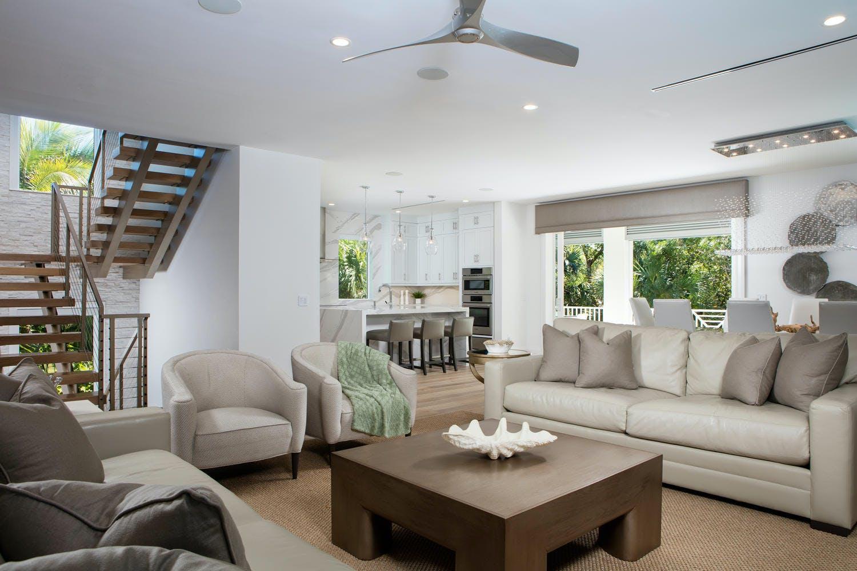 Private Residence | Norris Furniture | Florida