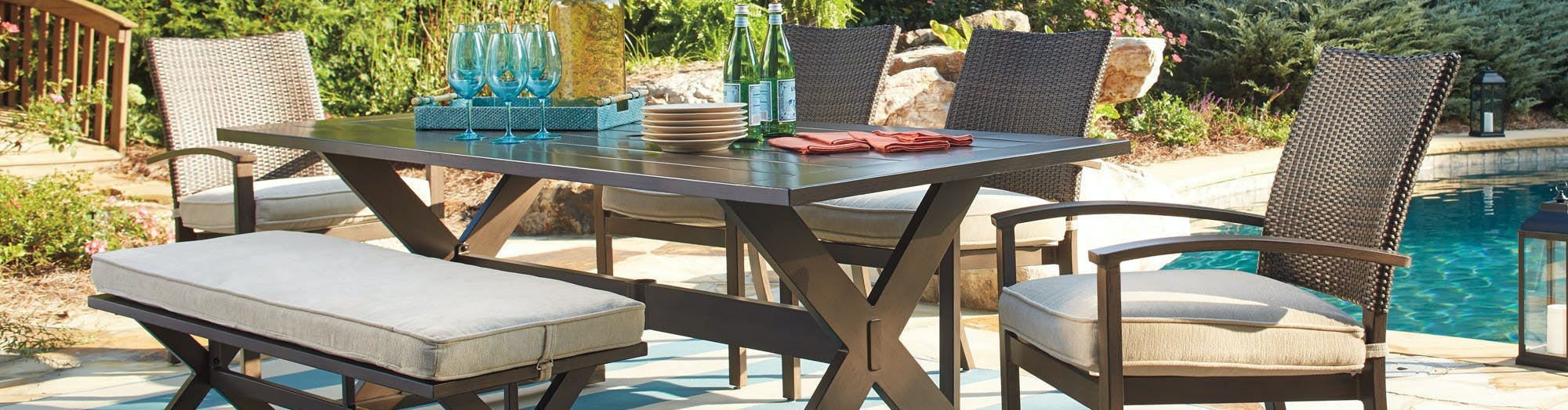 Shop For Outdoor Furniture In Cincinnati And Dayton OH